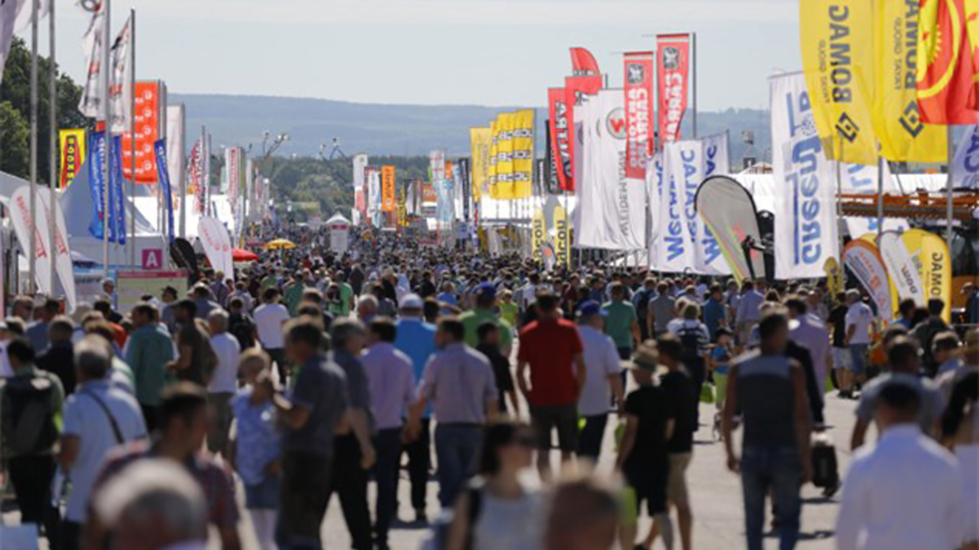 (Deutsch) Outdoor Messe -