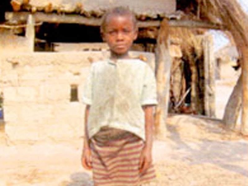 Esther Kalinda, Sambia